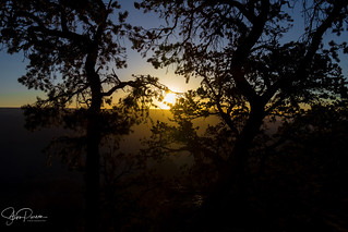 Sunrise Slhouette