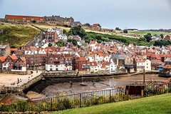 Whitby (Maisiebeth) Tags: whitby northyorks yorkshire town fishingport harbour