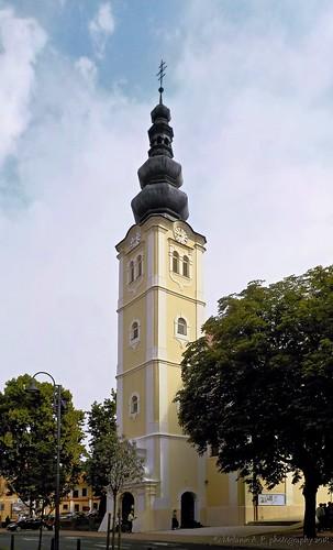 Szent Katalin plébániatemplom