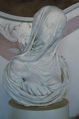 Dama Velata (Allegoria della Fede) (Insher) Tags: italy italia art sculpture statue damavelata venice venezia carezzonico antoniocorradini museum