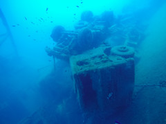 Zenobia Wreck Diving Cyprus