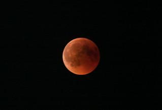 Mondfinsternis 27.7.2018