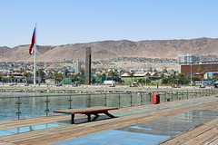 MUELLE HISTÓRICO ::: ANTOFAGASTA (Pablo C.M || BANCOIMAGENES.CL) Tags: chile antofagasta desert desiertodeatacama mar océano city ciudad
