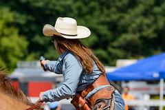 Mounted Shooting 02 (Josh152) Tags: female horseriding nikkor180mmf28afd woman nikon eauclairecountyfair d800 shoot wisconsin countyfair shooting horse mountedshooting fair nikond800 eauclaire