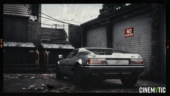BMW M1 | GTA V (Stellasin) Tags: angeles gaming game dark darkness car cars beauty beautiful buildings blur bmw city clouds downtown mods engine weather reflection graphics gta gtav hot highway photography los overcast road screenshot v
