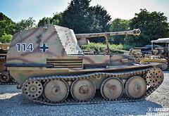 Marder IIIM (Peeteekayy) Tags: tankfest2018 armour tank bovington
