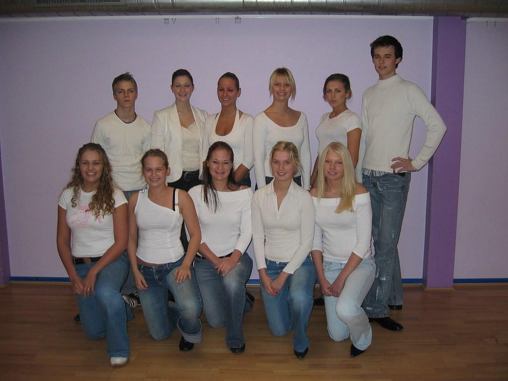 Billeder Showdanser 2003