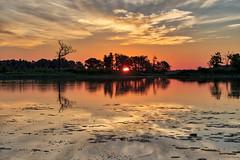 Daybreak (Kevin Tataryn) Tags: sunrise island lake landscape nikon d500 1755 hdr canada