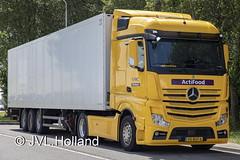 Mercedes Actros  NL  ActiFood  180627-313-C7 ©JVL.Holland (JVL.Holland John & Vera) Tags: mercedesactros nl actifood a7 noordholland transport truck lkw lorry vrachtwagen vervoer netherlands nederland holland europe canon jvlholland