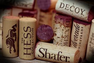 Wine Corks. (EOS)