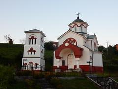 Crkva Sv. Ilije, Bacevci, Serbia (nesoni2) Tags: crkva svetog proroka ilije drina river podrinje ljubovija bajina basta church ilia saint serbian orthodox reka serbia srbija