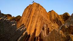 Flysch de Zumaia (jumaro41) Tags: flysch playa rocas pais vasco de zumaia geoparque ruta paseo naturaleza
