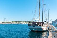 Cap D'Agde Port (MtH79) Tags: capdagde cap dagde france beach port boats nikon d5500 beautiful 1020mm 70300mm fort boat aqualand aquapark lunapark luna park