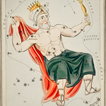 Sidney Hall's (1831) astronomical chart illustration of the Cepheus. Original from Library of Congress. Digitally enhanced by rawpixel. thumbnail
