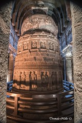 IMGP2919 (tirumala nalla) Tags: ajanta ellora cave caves buddhist india pentaxindia pentax architecture rock rockcut pentaxk1 da1224