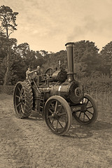 traction engine (jon lees) Tags: rosemount vehicles agriculture history living county down traction engine club rally estate greyabbey