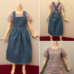commission order (KC2 Commissions) Tags: bjd commission clothing fashion clothes commissions for sale doll sewing