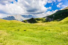 Lac de la Muzelle, France (@ Long Tran) Tags: muzelle france mountain sky lanscape themes