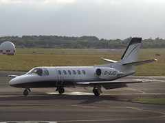 G-XJCI Cessna Citation Bravo 550B (Xclusive Jets Ltd) (Aircaft @ Gloucestershire Airport By James) Tags: gloucestershire airport gxjci cessna citation bravo 550b xclusive jets ltd bizjet egbj james lloyds