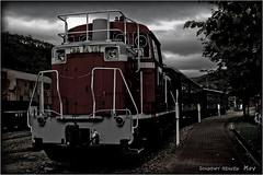 DD1615... (SHADOWY HEAVEN Aya) Tags: 06071070s0158 tokyocameraclub igers igersjp phosjapan picsjp 日本 北海道 ファインダー越しの私の世界 写真好きな人と繋がりたい 写真撮ってる人と繋がりたい 写真の奏でる私の世界 列車 鉄道 空 雲 coregraphy japan hokkaido cloud clouds classic train railrord railroad railway