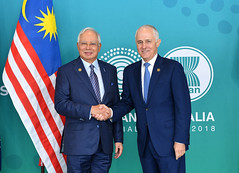 Asean-Australia Special Summit 2018.16/3-18/3 Australia