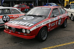 Alfa Romeo Alfetta GT (jeremyg3030) Tags: alfa romeo alfetta gt cars italian gilgordon henderson harrison 42 racing racer racecar bathurst