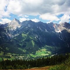 Region Hochkönig (Frau D. aus D.) Tags: iphone outdoor hiking wandern gebirge wolken sky himmel mountain berge vacation urlaub austria österreich salzburgerland hochkönig groupenuagesetciel
