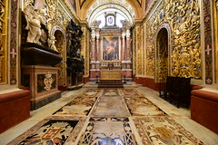 Saint John Co-cathedral, La Valletta, Malta, June 2018 234 (tango-) Tags: malta malte мальта 馬耳他 هاون isola island chiesa church cattedrale cathedral sangiovanni saintjohn