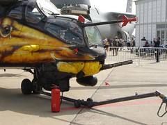 "Mil Mi-24P Hind 2 • <a style=""font-size:0.8em;"" href=""http://www.flickr.com/photos/81723459@N04/28815521057/"" target=""_blank"">View on Flickr</a>"
