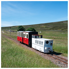 Flat out and downhill, Leadhills (wwshack) Tags: leadhills leadhillsandwanlockheadrailway railway scotland southlanarkshire leadmining