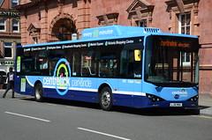 CT4N LJ16NNA Carrington Street 06-08-18 (suffolkexplorer) Tags: nottingham ct4n electric bus