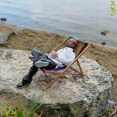 №562. Chaise-Longues 1:6 (OylOul) Tags: oyloul 2018 q3 aug 16 action figure hottoys ttm furniture