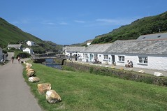 boscastle43 (West Country Views) Tags: boscastle cornwall scenery
