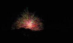 Fireworks On The Horizon (John Kocijanski) Tags: fireworks night nightsky longexposure canon1740mmllens canon5dmkii