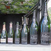 Different kinds of champagne by Ayala