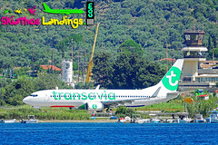 "PH-HZN Transavia Boeing 737-800 • <a style=""font-size:0.8em;"" href=""http://www.flickr.com/photos/146444282@N02/29759391518/"" target=""_blank"">View on Flickr</a>"