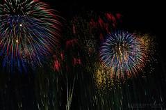 Fireworks (Lee Rosenbaum) Tags: mqabba longexposure fireworks explosion malta timestack composite feastofourladyofthelily night festival limqabba mt