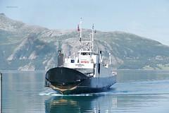 """""""Rosendal"""" (OlafHorsevik) Tags: rosendal rv17 fv17 kystriksveien ferge ferga ferry ferja ferje torghattennord thn forøy ågskardet"""