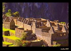Machu Picchu university (xicoleao (Thanks to 1 million views)) Tags: southamerica peru