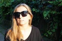DSC02328 (itsmetrashspam) Tags: sony sonya6000 a6000 portrait nofilters people girl sun