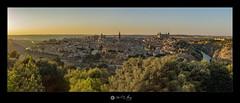 Hora dorada sobre la ciudad de Toledo (Art.Mary) Tags: toledo castillalamancha canon españa spain espagne ciudad city horadorada panorama panorámica ville