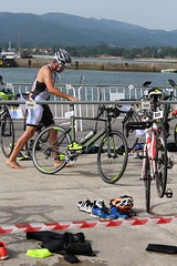 Foto 4-8-18 22 27 58 (Luis Velo) Tags: triatlón deporte nadar bici correr galicia rianxo sprint triathlon sport swim bike run sol agua calor amigos friends puerto