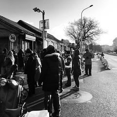 waiting for children,#beijing #china (Malamo) Tags: instagramapp square squareformat iphoneography uploaded:by=instagram inkwell