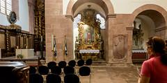 Kloster Bronnbach (13 von 25) (bollene57) Tags: 2018 ducait herbert klosterbronnbach orte personen tanja