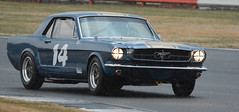 Ford Mustang - Glover / Hadfield (rallysprott) Tags: sprott wdcc rallysprott 2018 silverstone classic transatlantic trophy motor sport car race racing nikon d7100 pre 66 touring cars ford mustang hadfield glover