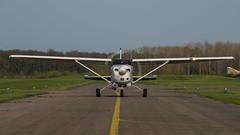 Cessna 206 Teuge : EHTE : Netherlands (Benjamin Ballande) Tags: cessna 206 teuge ehte netherlands