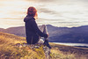 Woman admiring sunset from mountain top - Credit to https://www.thehousewire.com/ (TheHouseWire) Tags: beauty female geology green nature scotland tranquilscene travellocations uncultivated women youngadult admiring amazing awe awesome calm earth geologicalfeature grass highland hill hillside landscape looking majestic meditation mountain natural oneperson outdoor peace peak people planet quiet scenery scottish serene sitting sky tranquil travelbackgrounds unrecognisablepeople unspoiled valley wallpaper wild wilderness woman wonder