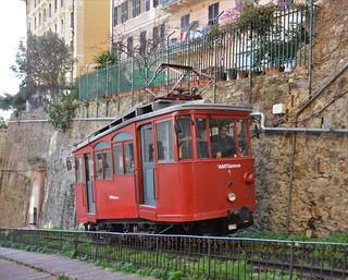 Genova, Salita S. Rocco 13.01.2018