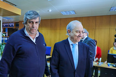 Saúde: Rui Rio em reunião com o Sindicato Independente dos Médicos