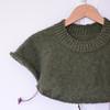 Magnolia (osloann) Tags: sweater genser laine strikking knitting sandnes silk mohair karmin supersoft ull wool woollove ovenfraogned topdown